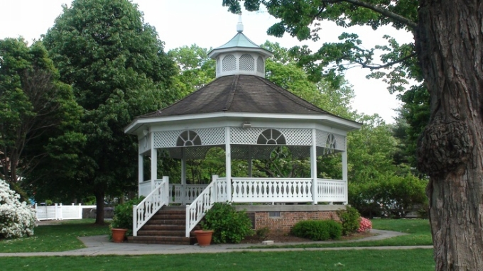 Extraordinary Gazebo 7