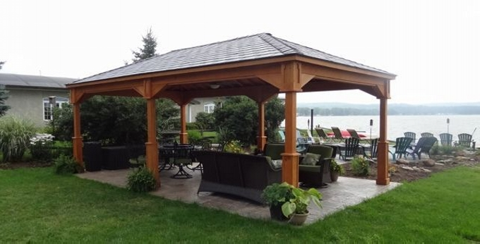 Extraordinary Gazebo