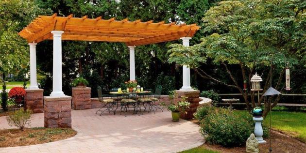 Garden Pergola Designs 2