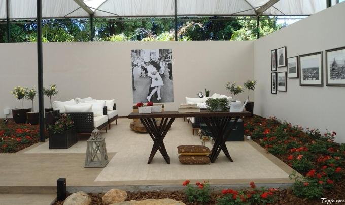 Gazebo Living Room 1