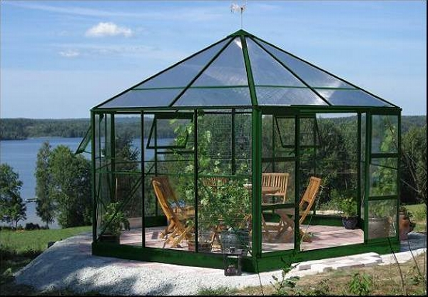 Glass Gazebo for Your Home 1