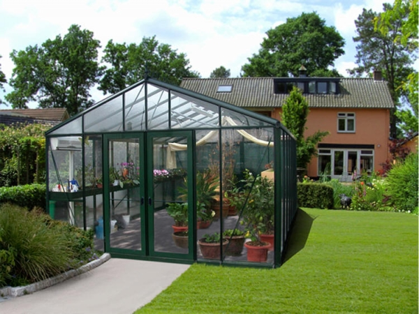 Glass Gazebo for Your Home 10