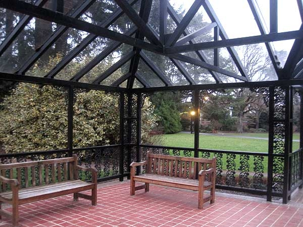 Glass Gazebo for Your Home 11