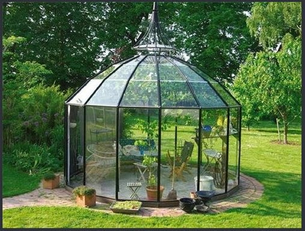 Glass Gazebo for Your Home 3