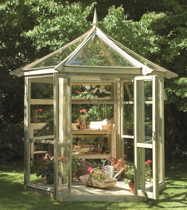 Glass Gazebo for Your Home 4