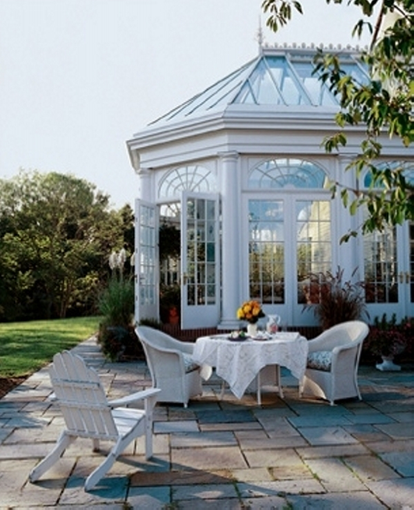 Glass Gazebo for Your Home 5