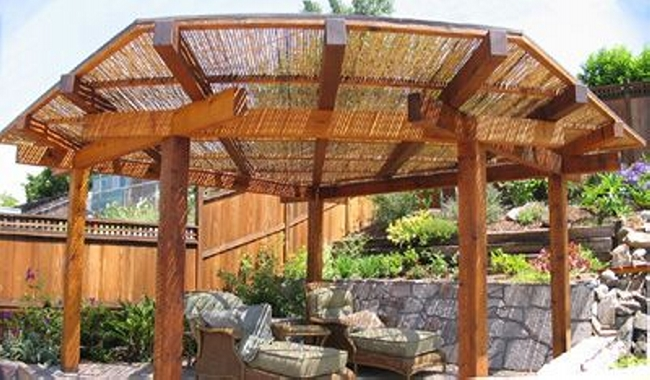 What Pergola Roof Styles You Can Go For