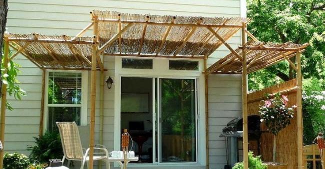 Pergola Roof Styles 4