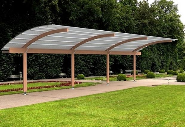 Plexiglas Roof Panels 4