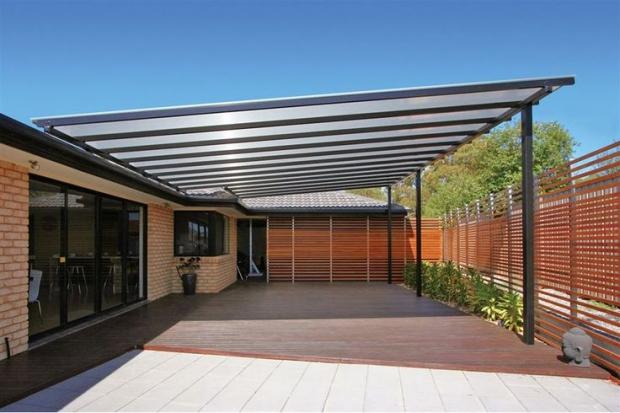 Plexiglas Roof Panels 7