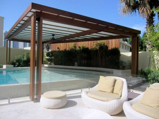 Pool Shade Ideas for Pergolas 2