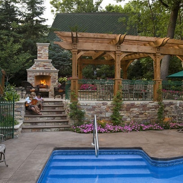 Pool Shade Ideas For Pergolas Pergola Gazebos
