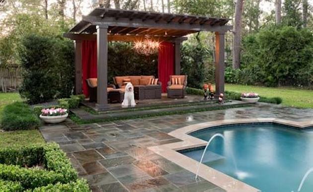 Pool Shade Ideas for Pergolas 4