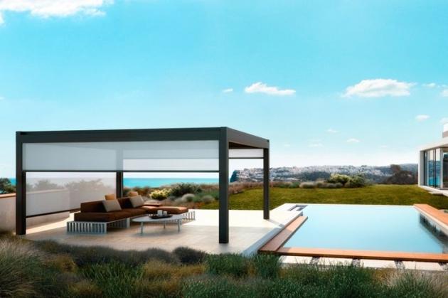 Pool Shade Ideas for Pergolas 5