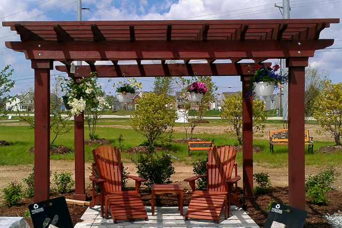 Purchasing Pergola Furniture 11
