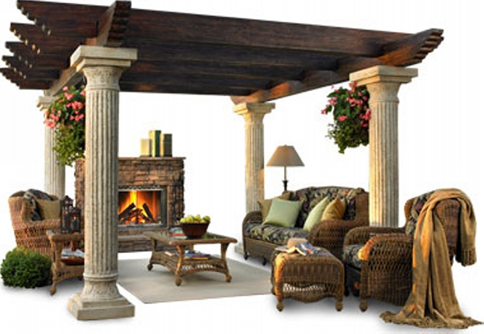 Purchasing Pergola Furniture 2