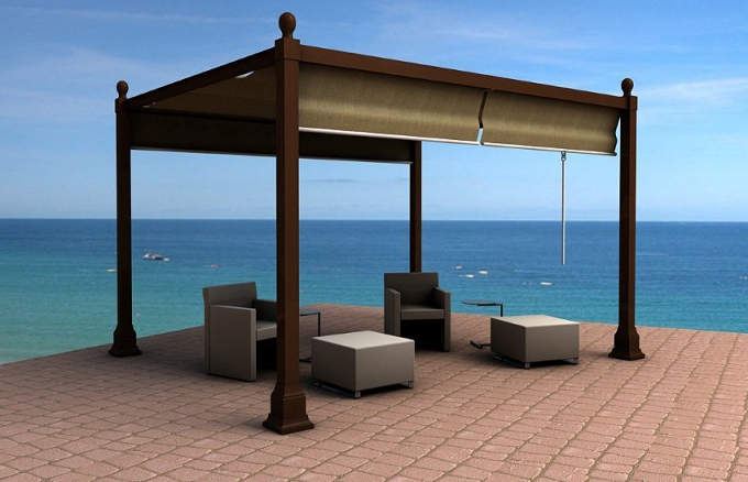 Purchasing Pergola Furniture 3
