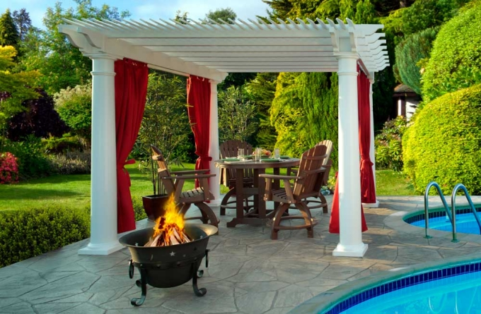 Purchasing Pergola Furniture