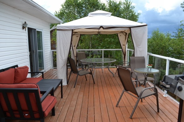 Gazebo Deck An Masterpiece 2