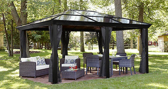 Gazebo Deck An Masterpiece