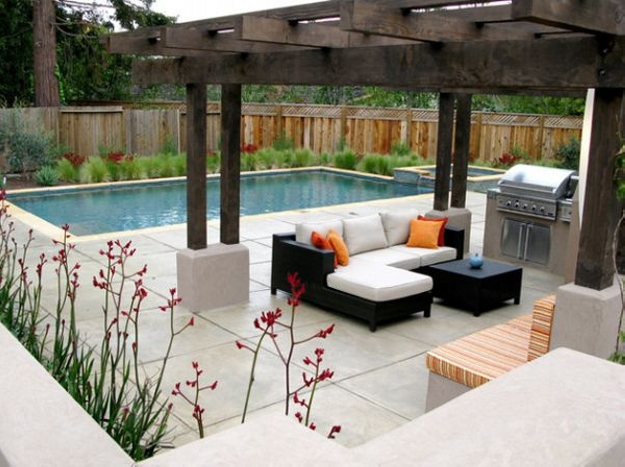 Patio Deck Pergola Ideas 3