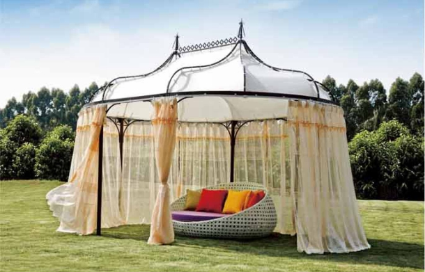 How to Chose Best Gazebo Furniture ?