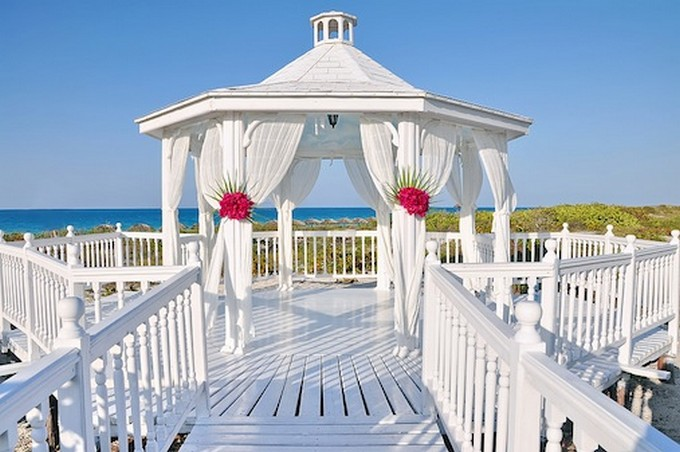 Gazebo Decoration Ideas 10