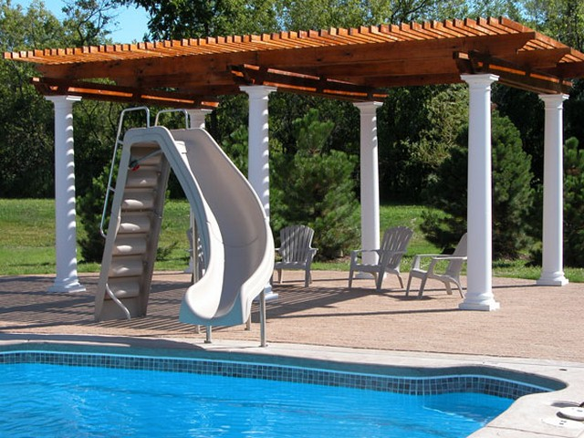 Pool Pergola Ideas 5