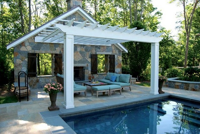 Pool Pergola Ideas 7