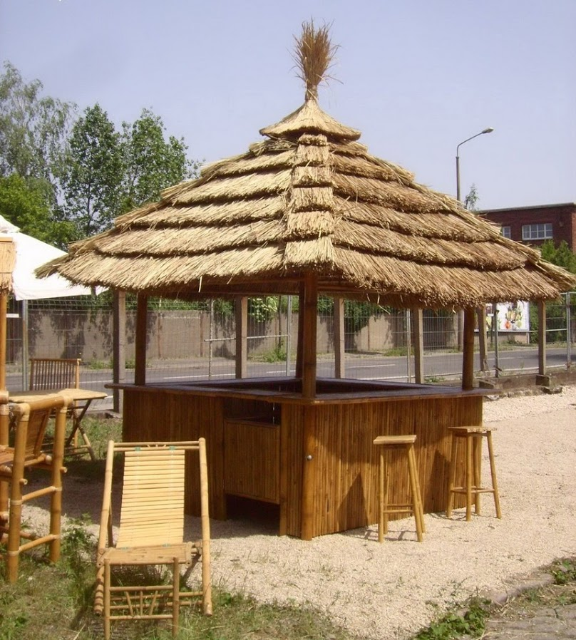 Thatched Roof for Gazebos 4