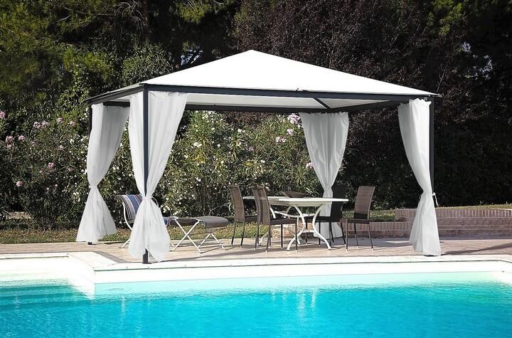 swimming pool gazebo ideas 10