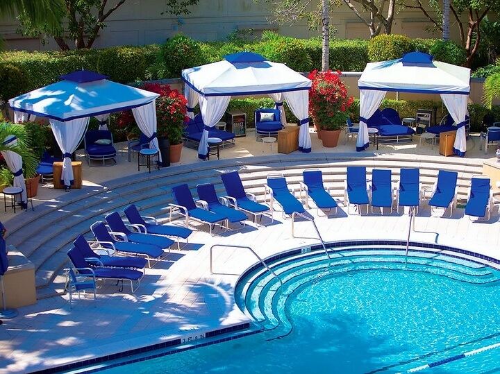 swimming pool gazebo ideas 12