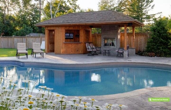 swimming pool gazebo ideas 8