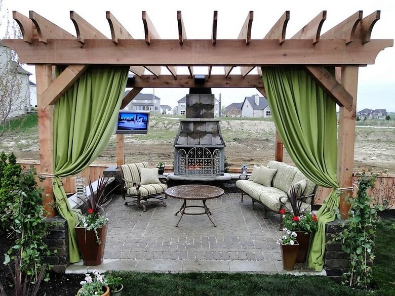 yard pergola ideas 2