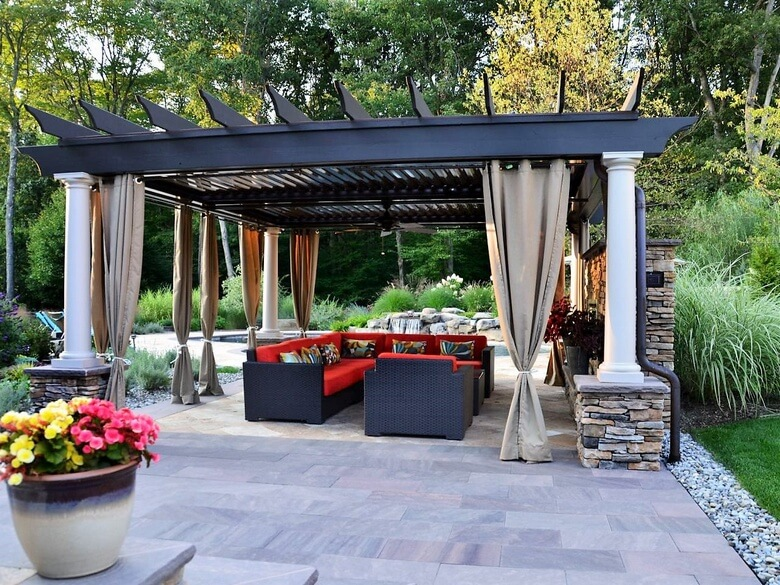 yard pergola ideas 3