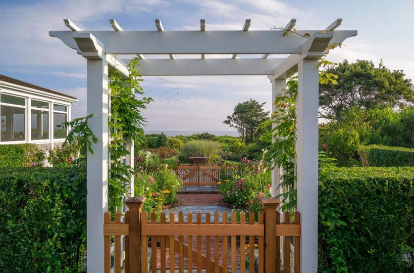 Garden Arbor Ideas 10