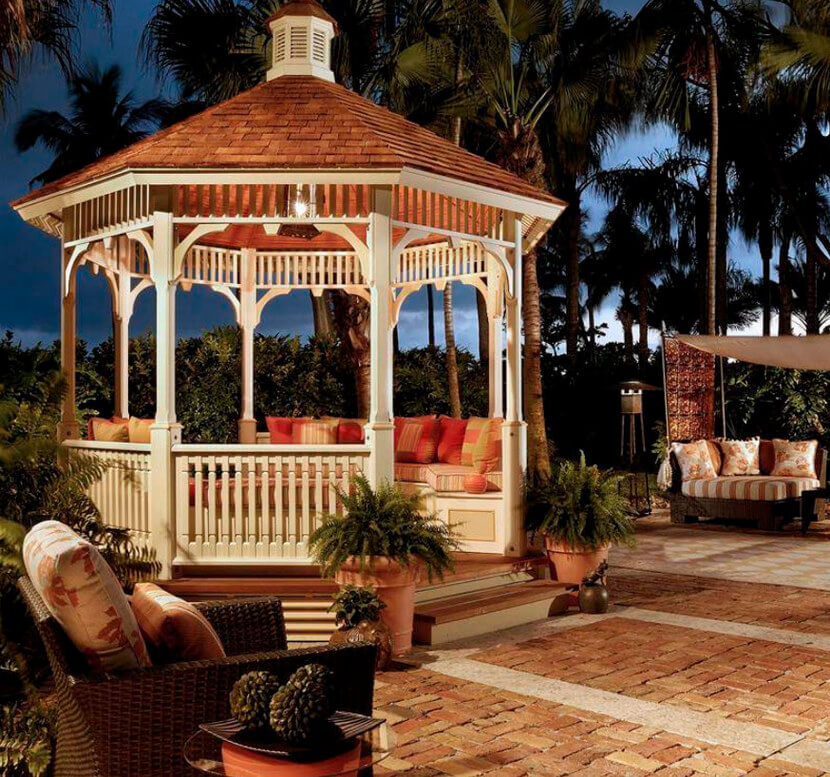 Garden Gazebo Design Ideas 1