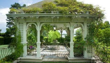Stunning Design Ideas For Garden Gazebo