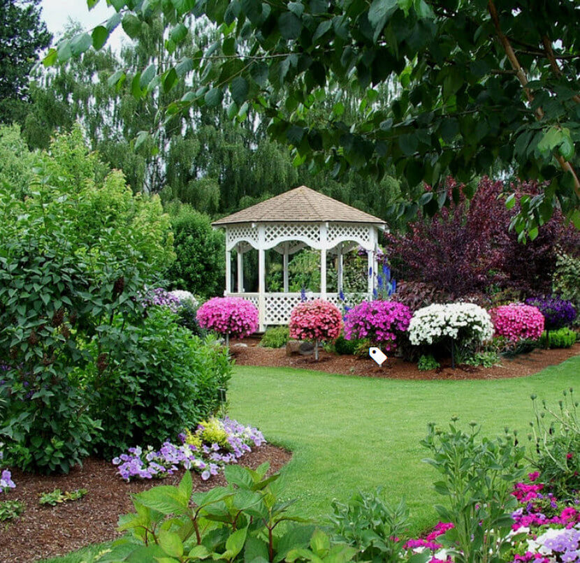Garden Gazebo Design Ideas 11