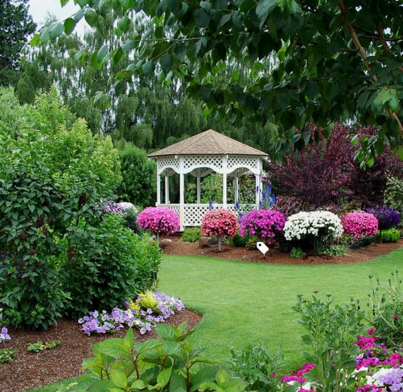 Garden Gazebo Design Ideas 11