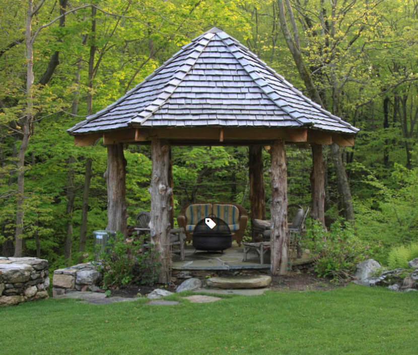Garden Gazebo Design Ideas 12