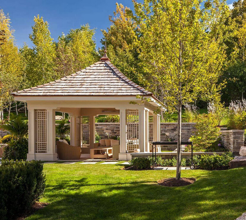 Garden Gazebo Design Ideas 13