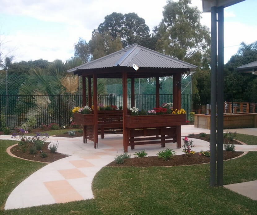 Garden Gazebo Design Ideas 14