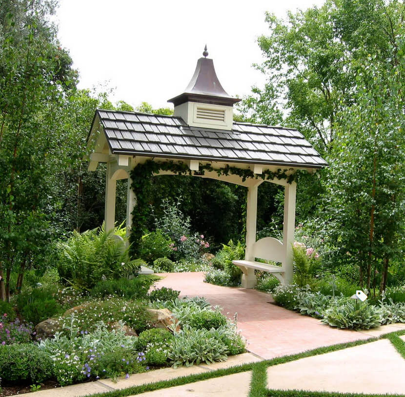 Garden Gazebo Design Ideas 15