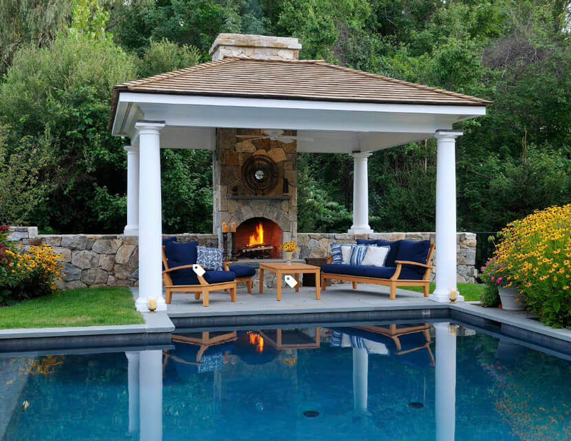 Garden Gazebo Design Ideas 16