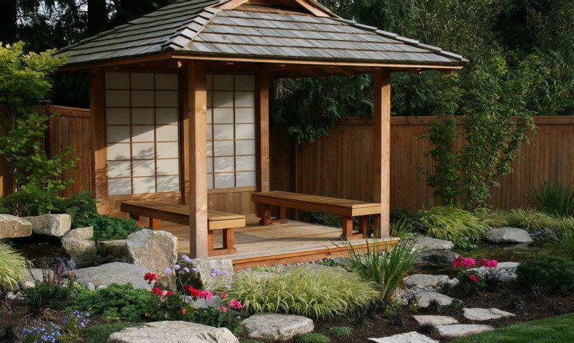 Garden Gazebo Design Ideas 4