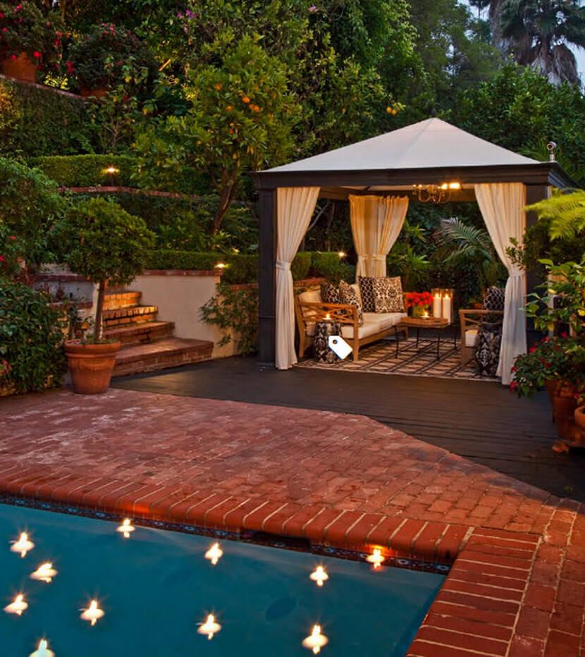 Garden Gazebo Design Ideas 5