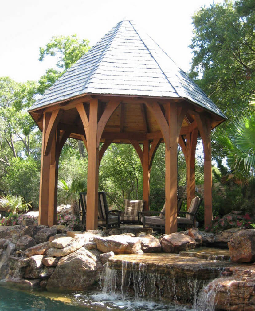 Garden Gazebo Design Ideas 7