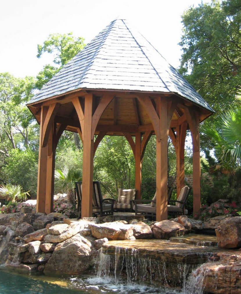 Garden Gazebo Design Ideas 7