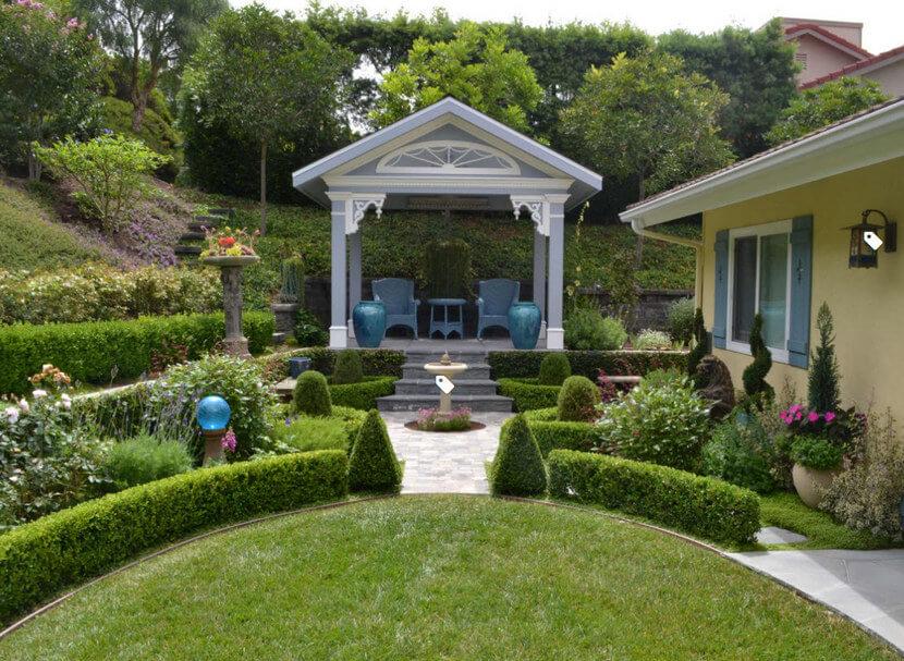 Garden Gazebo Design Ideas 9